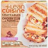 Lean Cuisine Chicken Club Panini, 6 Ounce -- 8 per case.