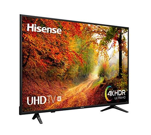 TELEVISOR LED HISENSE 65A6140 - 65'/165CM UHD 4K 3840*2160 - HDR - 2*10W - DVB-T2/T/C/S2/S - SMART TV - 3*HDMI - 2*USB - MODO HOTEL