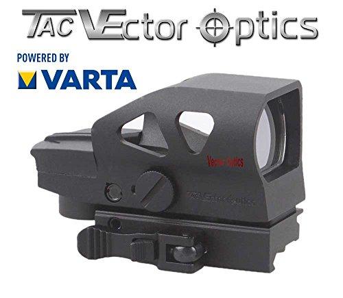 VECTOR-OPTICS RedDot Rotpunkt Visier RATCHED II Zieloptik für Jagd und Sport