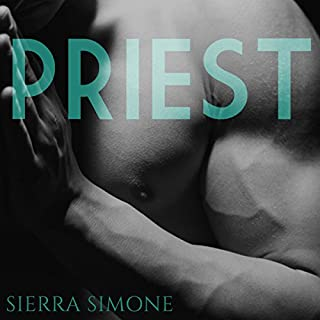 Priest: A Love Story                   By:                                                                                                                                 Sierra Simone                               Narrated by:                                                                                                                                 Jacob Morgan,                                                                                        Elena Wolfe                      Length: 8 hrs and 7 mins     36 ratings     Overall 4.5
