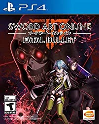PS4 file size revealed for Sword Art Online: Fatal Bullet