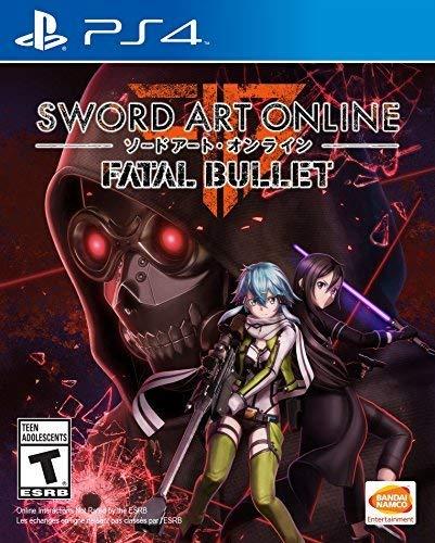 Namco Bandai Games Sword Art Online: Fatal Bullet Basic PlayStation 4 Inglese videogioco