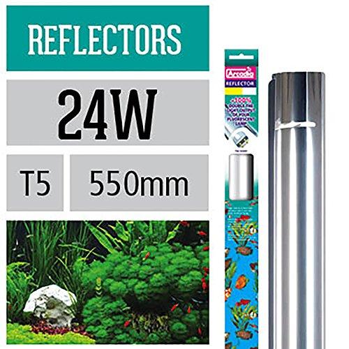 Ardacia ALRS-24 Reflektor 550mm für 24W T-5 Röhren, M