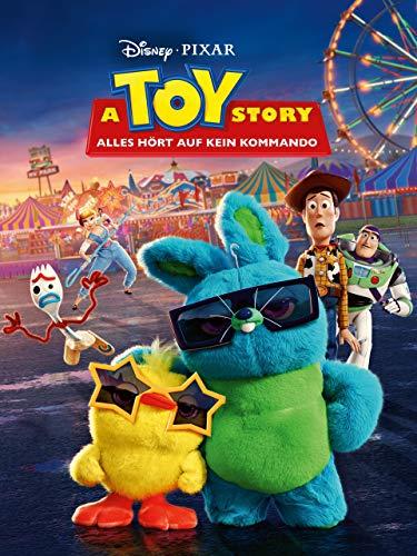 A Toy Story: Alles hört auf kein Kommando [dt./OV]