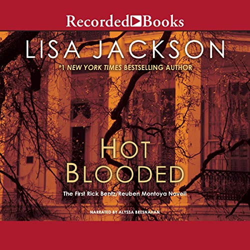 Hot Blooded Audiobook By Lisa Jackson cover art