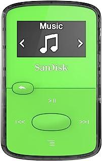 SanDisk 8GB Clip Jam MP3 Player (Green)