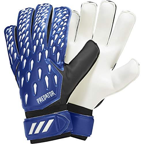 adidas Predator 20 Training, Guanti da Portiere Uomo, Team Royal Blu/Bianco/Nero, 10