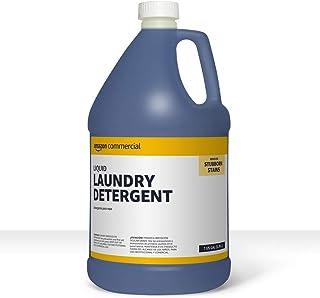 AmazonCommercial Liquid Laundry Detergent, 1-Gallon, 2-Pack