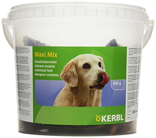 Kerbl 84836 Maxi-Mix Kauartikel in emmer 800 g