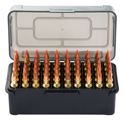 Caldwell .223/.204 Ammo Box with Removable Lid and Strong Construction for Outdoor, Range, Shooting, Competition and…