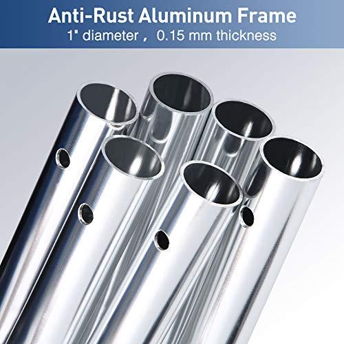 Stainless Steel Bimini Top Frame