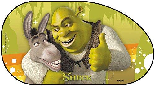 44 cm x 38 cm Shrek Model SIEPA 13100 2 Side Sun Shades