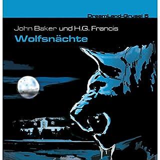 Wolfsnächte (Dreamland Grusel 5) Titelbild