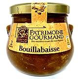 Patrimoine Gourmand, Fischsuppe Soupe de Poissons, Bouillabaisse 780g -