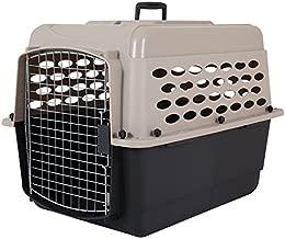 Petmate 21947 Vari 28-Inch Pets Kennel, 25-30-Pound, Bleached Linen