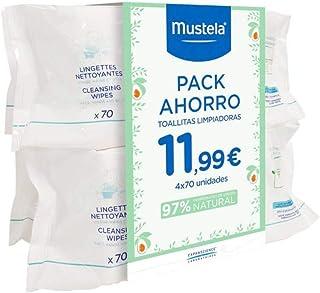 Amazon.es: Mustela - Toallitas y accesorios / Higiene y cuidado: Bebé