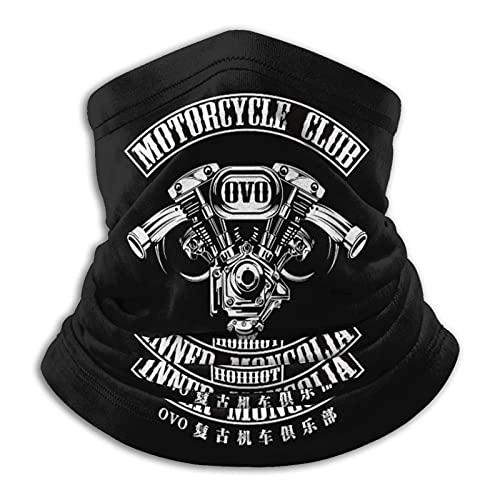 Harley Motorcycle Club Unisex diadema Bandana al aire libre Headwear bufanda de protección UV máscara facial pasamontañas polvo a prueba de viento Polainas para deportes Multifuncional Headwear