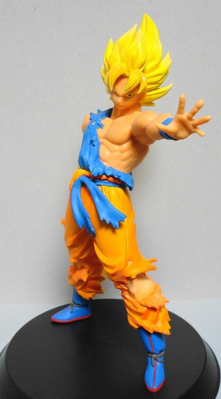 Dragon Ball Z prefabricated high quality DX figure Vol.4 Super Saiyan Goku single item