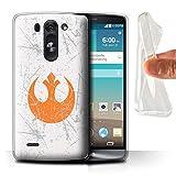 Phone Case for LG G3 Mini S/D722 Galactic Symbol Art Rebel