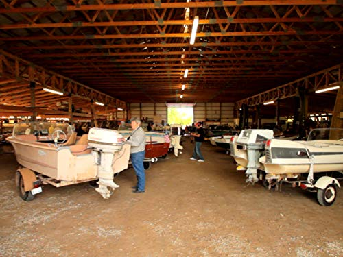 Boating Barn Finds