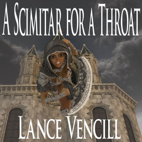 A Scimitar for a Throat cover art
