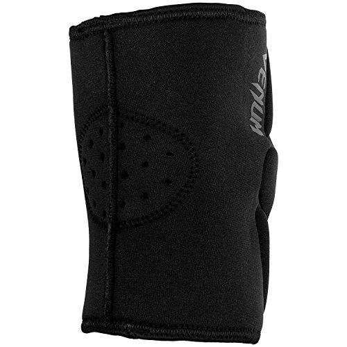Venum Kontact Gel Knee Pad - Black/Black, Medium/Large