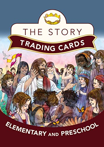 The Story Trading Cards For Elementary And Preschool Grades 3 And Up