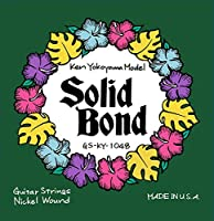SOLID BOND GS-KY-1048 Ken Yokoyama Signature Strings エレキギター弦