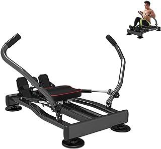 DEAR-JY Roddmaskiner, multifunktion hem full sport bantning fitnessutrustning, justerbart motstånd hydraulisk konditionstr...