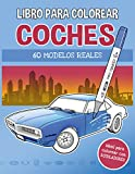 Libro para colorear COCHES: 60 modelos reales