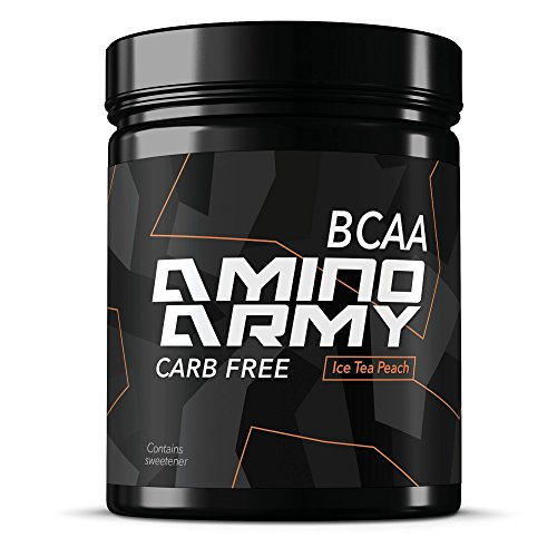 BCAA Powder 25 Servings (Ice Tea Peach)