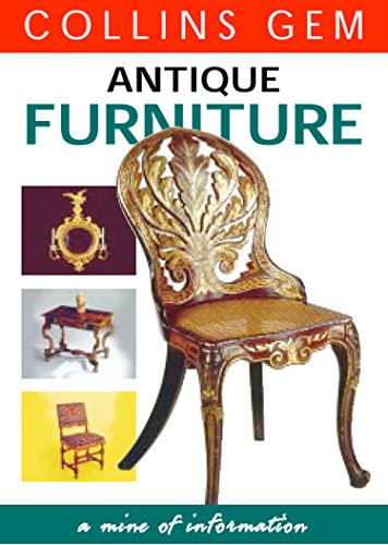 Antique Furniture (Collins Gem) (English Edition)