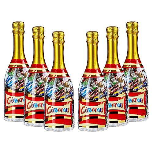 Mars Chocolade Mix Celebrations Cadeau Fles 312 gram Mix