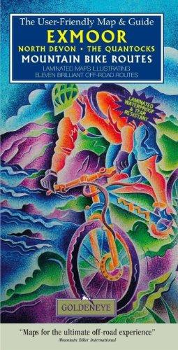 Exmoor North Devon The Quantocks Mountain Bike Routes