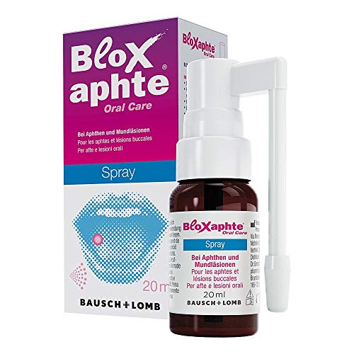 BLOXAPHTE Oral Care Spray 20 ml Spray