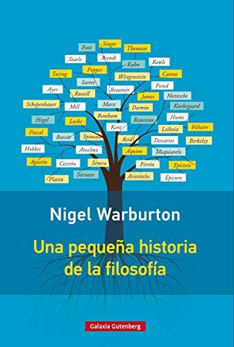 Una pequeña historia de la filosofía (Ensayo) eBook: Warburton ...