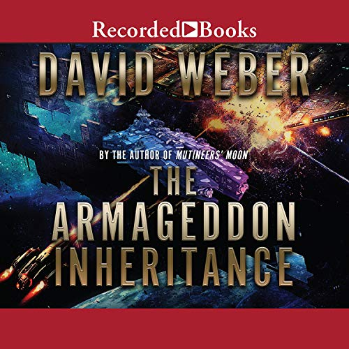 The Armageddon Inheritance cover art
