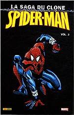 Spider Man Saga Du Clone Vol 2 de Dan Jurgens