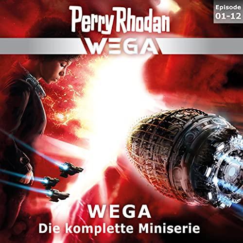 Perry Rhodan Wega 1-12 Titelbild