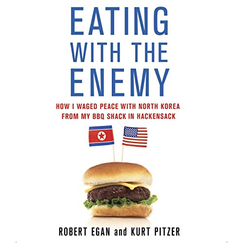 Eating with the Enemy audiobook cover art
