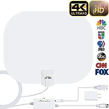 HDTV Antenna, 2020 New Indoor Digital HDTV Antenna, 130+...