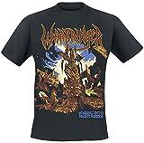 Photo de Warbringer Waking Into Nightmares T-Shirt Manches Courtes Noir XL