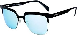 italia independent 0503-009-000 Gafas de sol, Negro, 55 Unisex