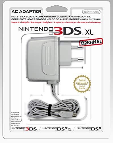 Nintendo 3DS XL - Adaptador de...