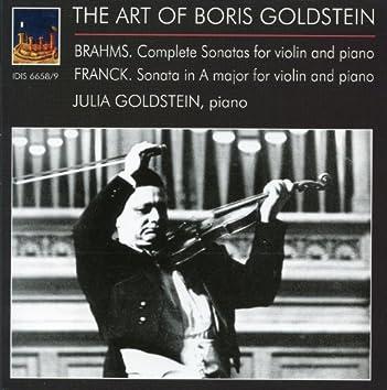 The Art of Boris Goldstein