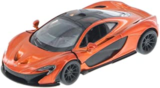 KiNSMART McLaren P1, Orange 5393D - 1/36 Scale Diecast Model Toy Car