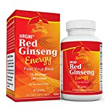Terry Naturally HRG80 Red Ginseng Energy –...