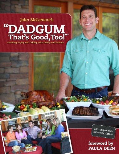 dadgum smoker cookbook - 1