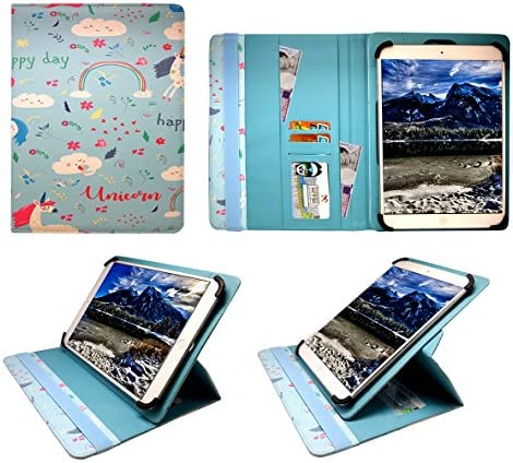 Sweet Tech Alcatel OneTouch Pop 7 4G LTE 7 Inch Tablet Unicorn Universal 360 Degree Rotating product image