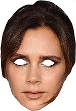 Lord Fox Victoria Beckham 2da edición Celebrity Face Mask Spice Girls
